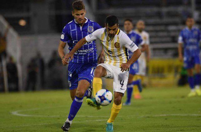Rosario Central y Godoy Cruz prompeten buen fútbol en el Gigante de Arroyito