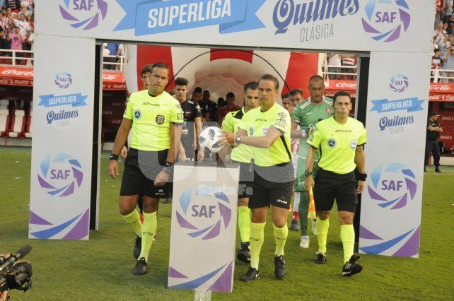 Dirigirá la final de la Supercopa Argentina