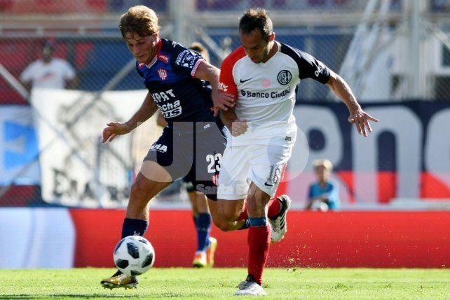 Unión fue más que San Lorenzo y se vuelve a Santa Fe con un empate con gusto a poco