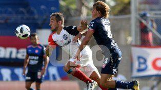 El uno x uno de Unión en el empate ante San Lorenzo