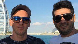 Otro escándalo del hermano de Lionel Messi