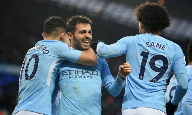 El City venció a Chelsea y sigue firme en lo más alto de la Premier League
