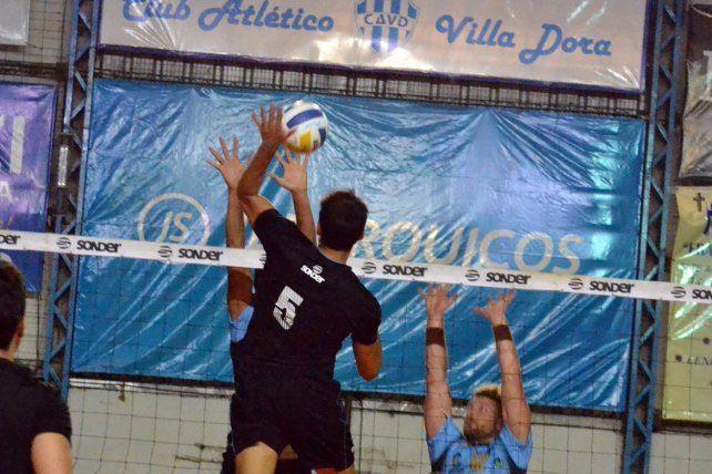 Villa Dora le ganó a San Lorenzo en la cancha y en los escritorios