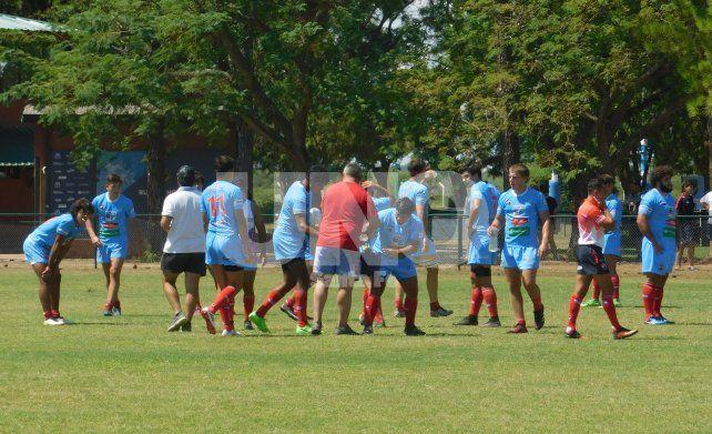 El futuro del rugby jugará en Santa Fe