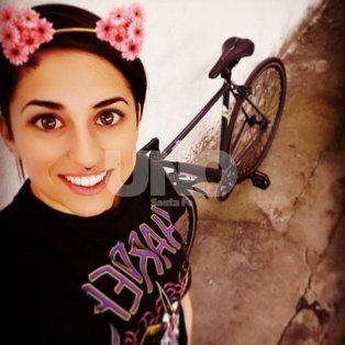 quien era luisina rodriguez, la ciclista asesinada en facundo zuviria