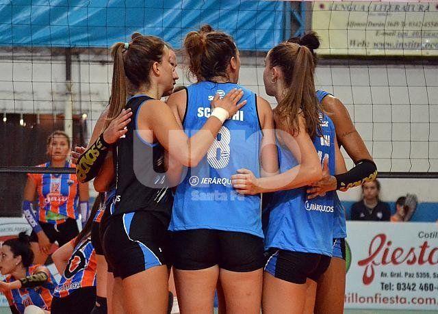 Las chicas de Villa Dora dejaron sin invicto a San Lorenzo