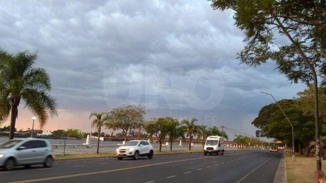 Cesó el alerta meteorológico que regía para Santa Fe