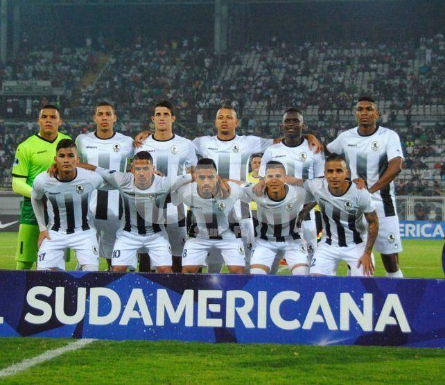 Zamora FC llegó a Santa Fe con 20 jugadores
