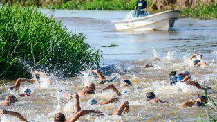 El 2º Triatlón Islas de Sauce Viejo mostró a los mejores