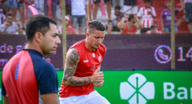 Damián Martínez continuará un año más en Unión