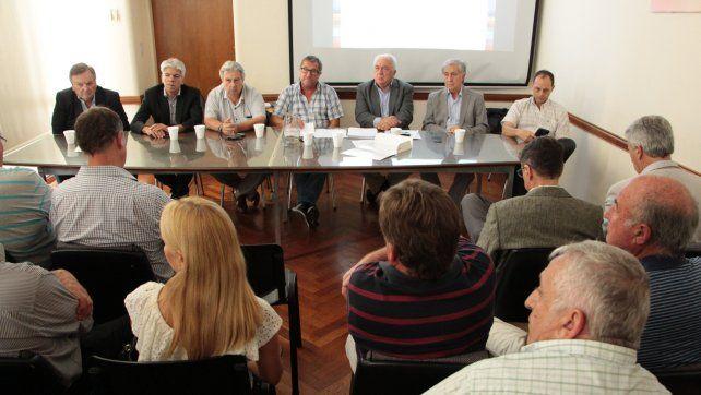 Solicitaron la declaración de emergencia agropecuaria en toda la provincia