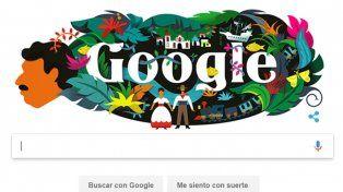 Google invita a Macondo para festejar el natalicio de Gabriel García Márquez