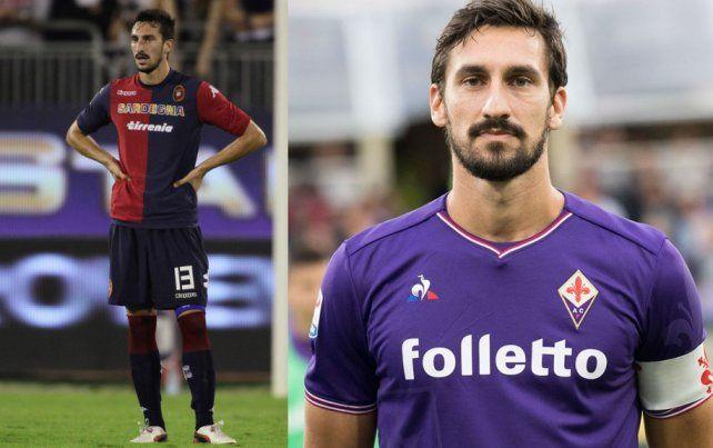 Fiorentina y Cagliari retirarán la camiseta número 13