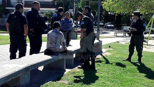 Bº Coronel Dorrego: arrestan a un hombre con un arma de guerra