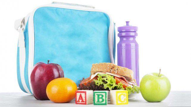 La educación alimentaria comienza en el hogar y se lleva a la lonchera