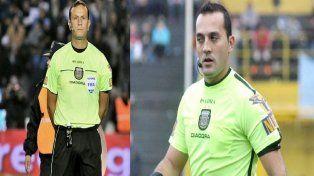 Están los árbitros para los equipos santafesinos en la 19ª fecha de la Superliga