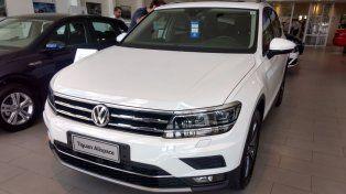 Atracción. El nuevo off road de Volkswagen también se adapta para ser un excelente vehículo de ciudad.
