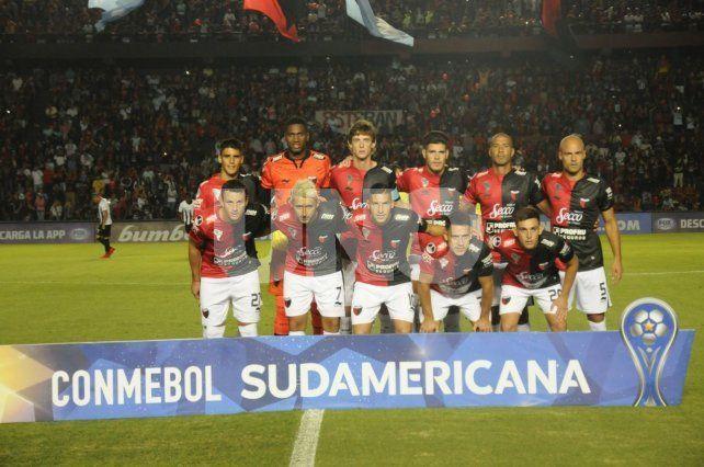 El uno x uno de la victoria sabalera para seguir en carrera en la Sudamericana