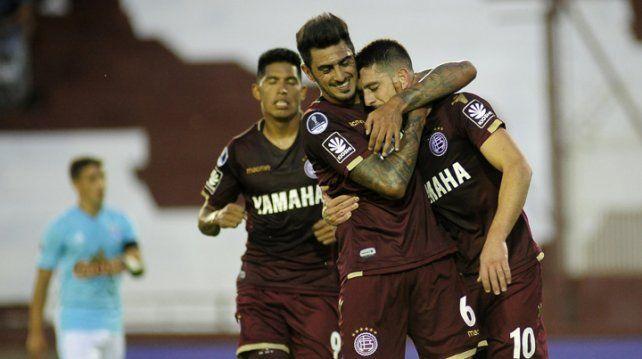 Sudamericana: Lanús buscará cerrar su clasificación ante Sporting Cristal en Perú