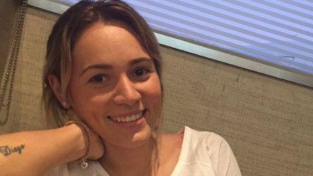 El triste momento que vive Rocío Oliva