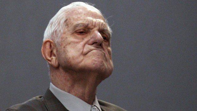 Murió Reynaldo Bignone, el último presidente de la dictadura