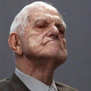 murio reynaldo bignone, el ultimo presidente de la dictadura