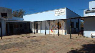 Tras el crimen de la docente, la escuela Victoriano Montes retomó las actividades