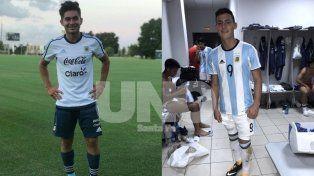Dos jugadores de Colón estarán en la gira por Europa con la Selección