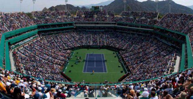 Cuatro argentinos ponen primera en el Masters 1000 de Indian Wells