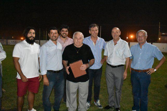 Liga Santafesina: Se inauguró el Torneo Apertura Juan Carlos Leoni