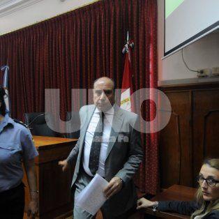 El juez. Jorge Pegassano, el magistrado de la Investigación Penal Preparatoria (IPP).