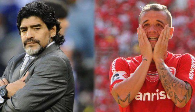 Andrés DAlessandro y el increíble motivo por el que cree que Maradona no lo llevó al Mundial