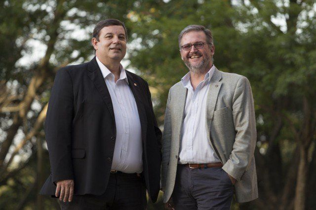 Hoy asume Enrique Mammarella como nuevo rector de la UNL
