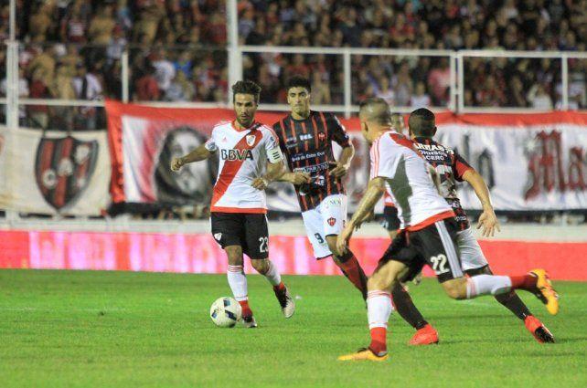 River juega en Paraná con la cabeza puesta en Mendoza