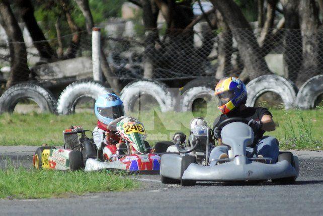 El karting tiene vida y sale a escena en Santa Fe