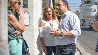 José Corral y su gabinete salieron a escuchar a los vecinos de toda la ciudad