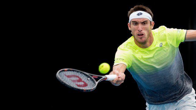 Leo Mayer se recuperó y sigue adelante en Indian Wells