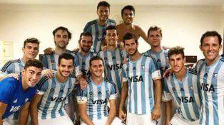 Argentina venció a Malasia y se quedó con el bronce en la Copa Sultán