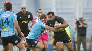 Jaguares logró el primer triunfo en el Super Rugby
