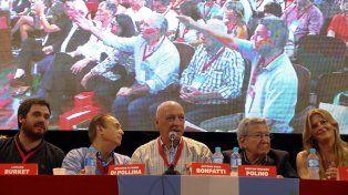 El presidente del Partido Socialista (PS)