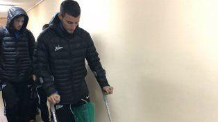 Mammana se rompió los ligamentos cruzados y se pierde el Mundial