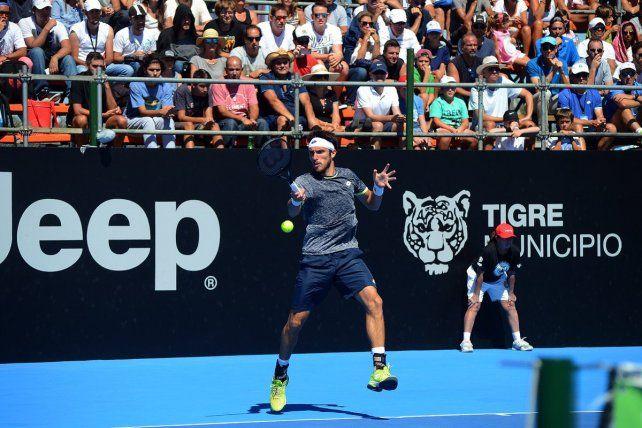 Leo Mayer se metió en la tercera ronda de Indian Wells