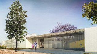 Se inaugura el nuevo Jardín Municipal de La Guardia