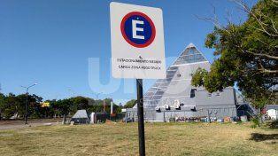 El estacionamiento medido se extiende a la zona de boliches