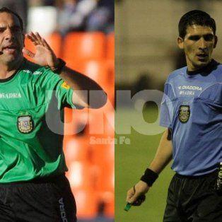 la afa confirmo los arbitros para la 20ª fecha de la superliga