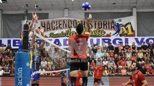 Libertad Burgi jugará en San Juan