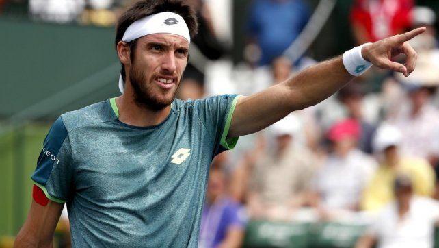 Mayer se clasificó a los octavos de final del Masters 1000 de Indian Wells