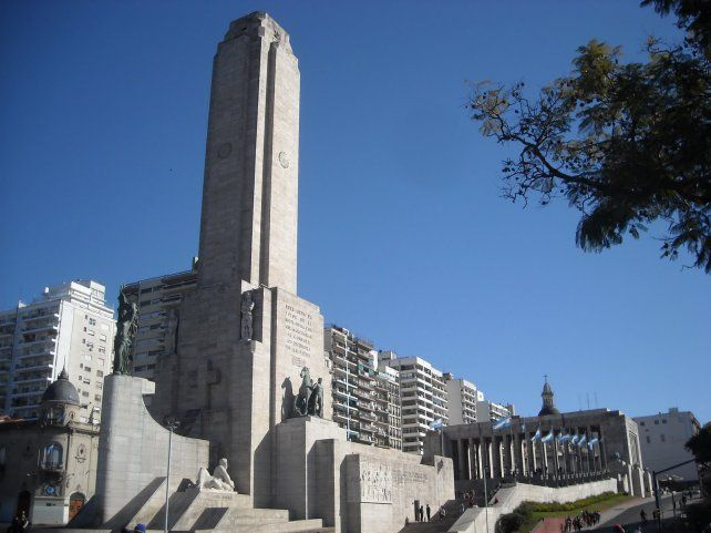 En el Monumento a la Bandera, se sortea el Mundial U17 de básquet