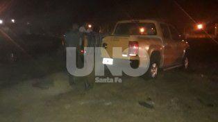 El operativo fue realizado el martes por la noche por Gendarmería y Policía provincial