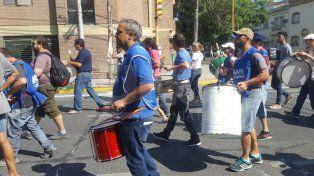Estatales marchan en rechazo a la oferta del gobierno provincial. Mirá el recorrido